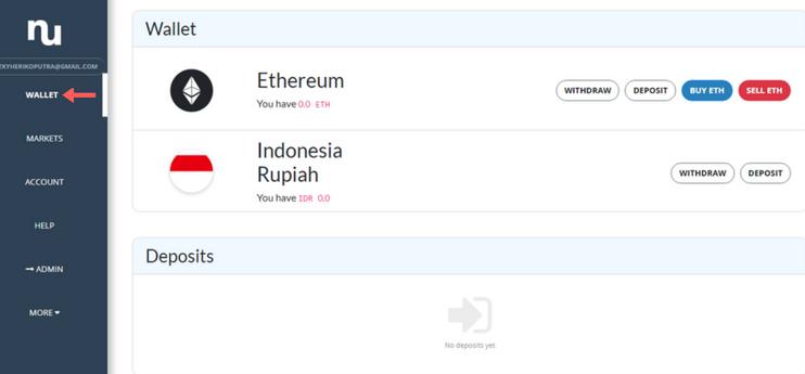 wallet bitcoin cryptocurrency numoney